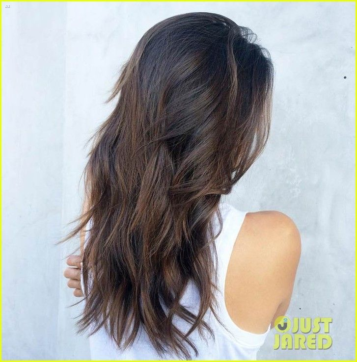 Nina Dobrev Flaunts New 'Almond Truffle' Hair Color | nina dobrev new haircut 7 11 04 - Photo