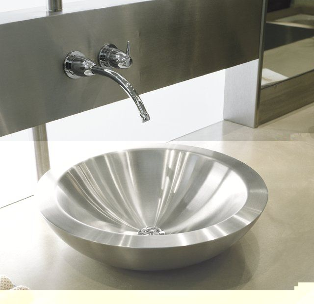 Print of Small Vessel Sinks for Bathrooms