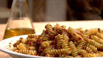 Pesto de tomates séchées - Recettes - À la di Stasio