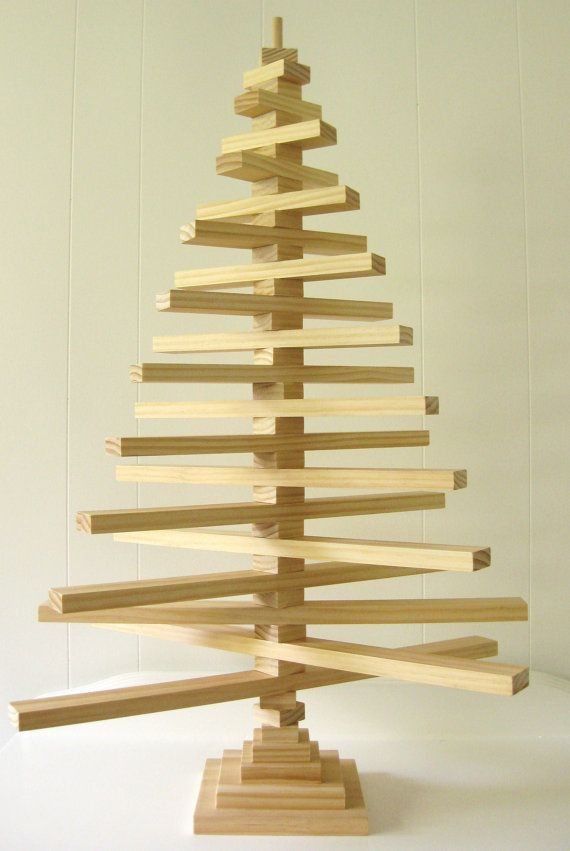 best 25 wooden tree ideas on pinterest wooden christmas trees wood christmas tree and wood tree - Wooden Christmas Tree