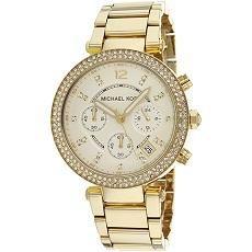 Michael Kors Chronograph Parker Ladies Watch