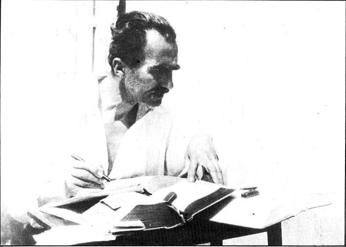 "Nikos Kazantzakis  Grek writer, poet , playwright and philosopher  "" Ερχόμαστε από μια σκοτεινή άβυσσο, καταλήγουμε σε μια σκοτεινή άβυσσο . Το μεταξύ φωτεινό διάστημα το λέμε ζωή "" ΑΣΚΗΤΙΚΗ"