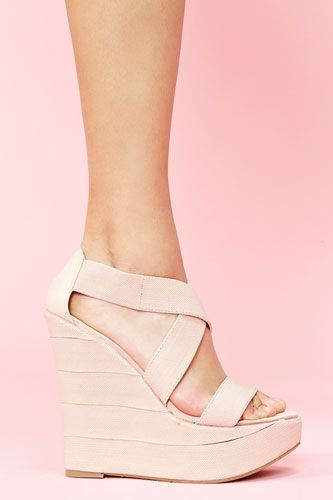 #r29summerstyle  Holy Legs, Girl! 12 Nude Heels To Make Your Gams Look Gorgeous