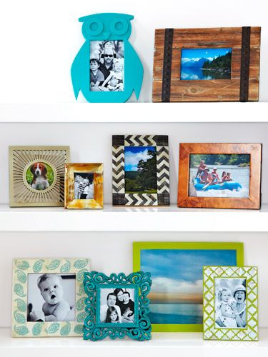 The Prettiest Picture Frames