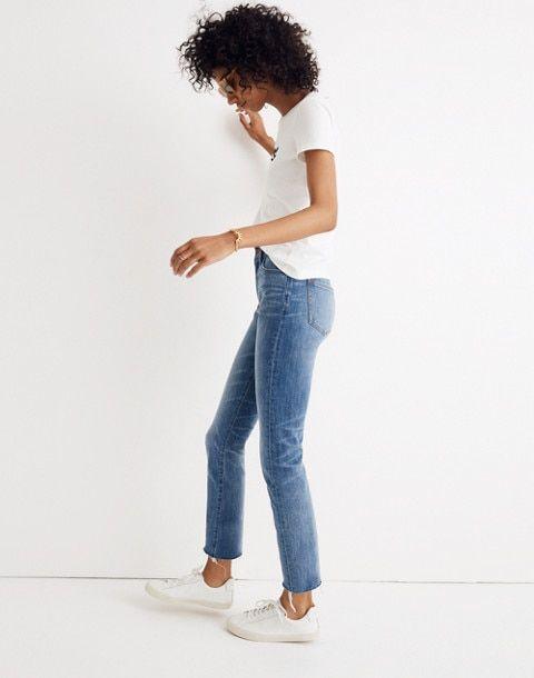 6d7cc4613a Madewell Petite Perfect Vintage Jean: Comfort Stretch Edition | velera wash