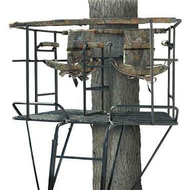 Gorilla Treestands 16 Wrap Around Treestand Sam S Club Deerhuntingblinds