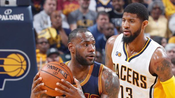 #NBA   Report: Cavaliers were close to trading for PaulGeorge