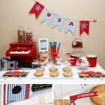 Let Freedom Ring: July 4th Parade of Treats | Paging Supermom -