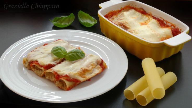 Cannelloni+|+Ricetta