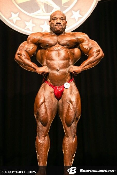 Check out the profile and pics of Dexter Jackson!