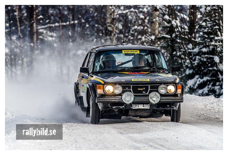 SAAB (Sweden) 99 turbo rally