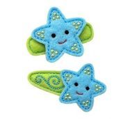 Star Snap Barrette Clip Cover