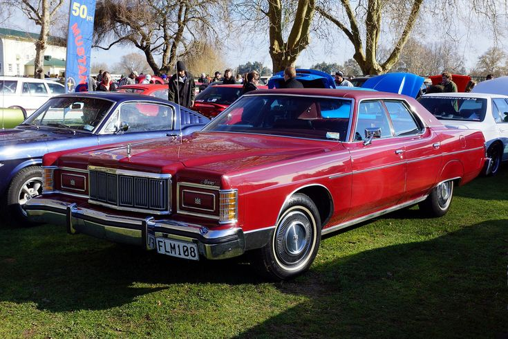1978 Mercury Marquis   At Henry Ford Memorial Day , Hamilton , NZ.