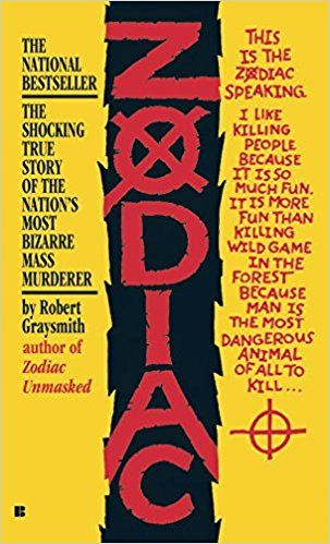 Zodiac: The Shocking True Story of the Hunt for the Nation's Most Elusive Serial Killer: Robert Graysmith: 9780425212189: Amazon.com: Books