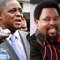 Femi Fani-Kayode Exposed How TB Joshua's church building was bombed (Part 1)