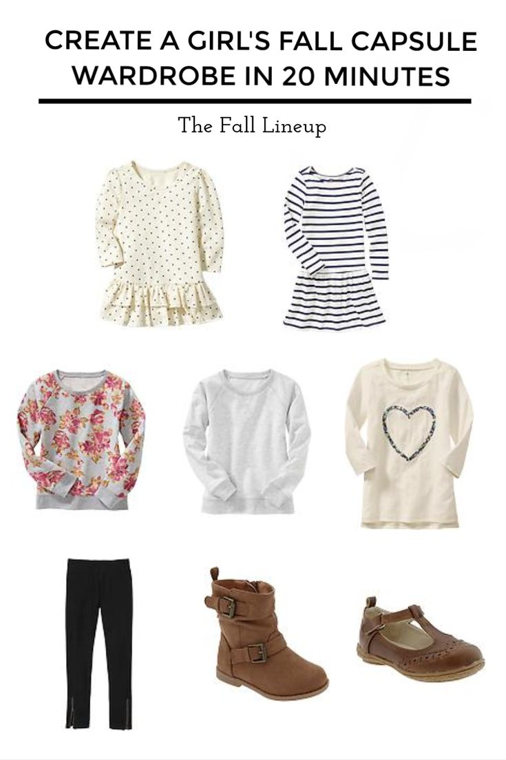 "80 Best Images About ""Capsule Wardrobe"" Kids On Pinterest"
