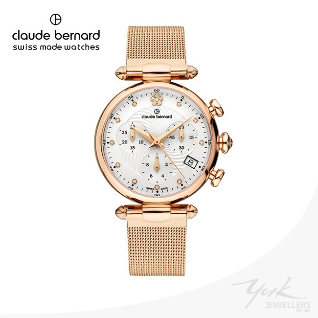 Claude Bernard Ladies Watches - now Available at York Jewellers