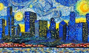 28 best art images on pinterest drawings painting and for Groupon painting class