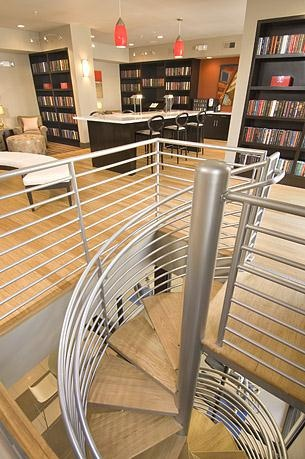 This library for residents is a great way to stand