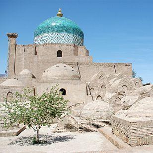 Usbekistan - Buchara - Monument - Sitorai Mokhi Khosa Palast