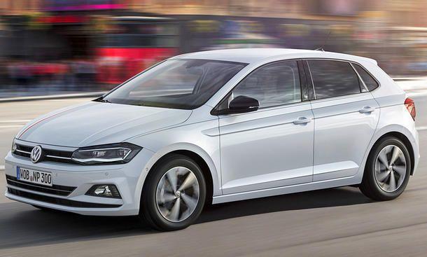 Neuer VW Polo 6 (2017)