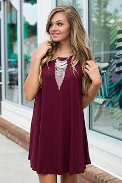 On The Level T Shirt Dress Perfect for FSU game day!