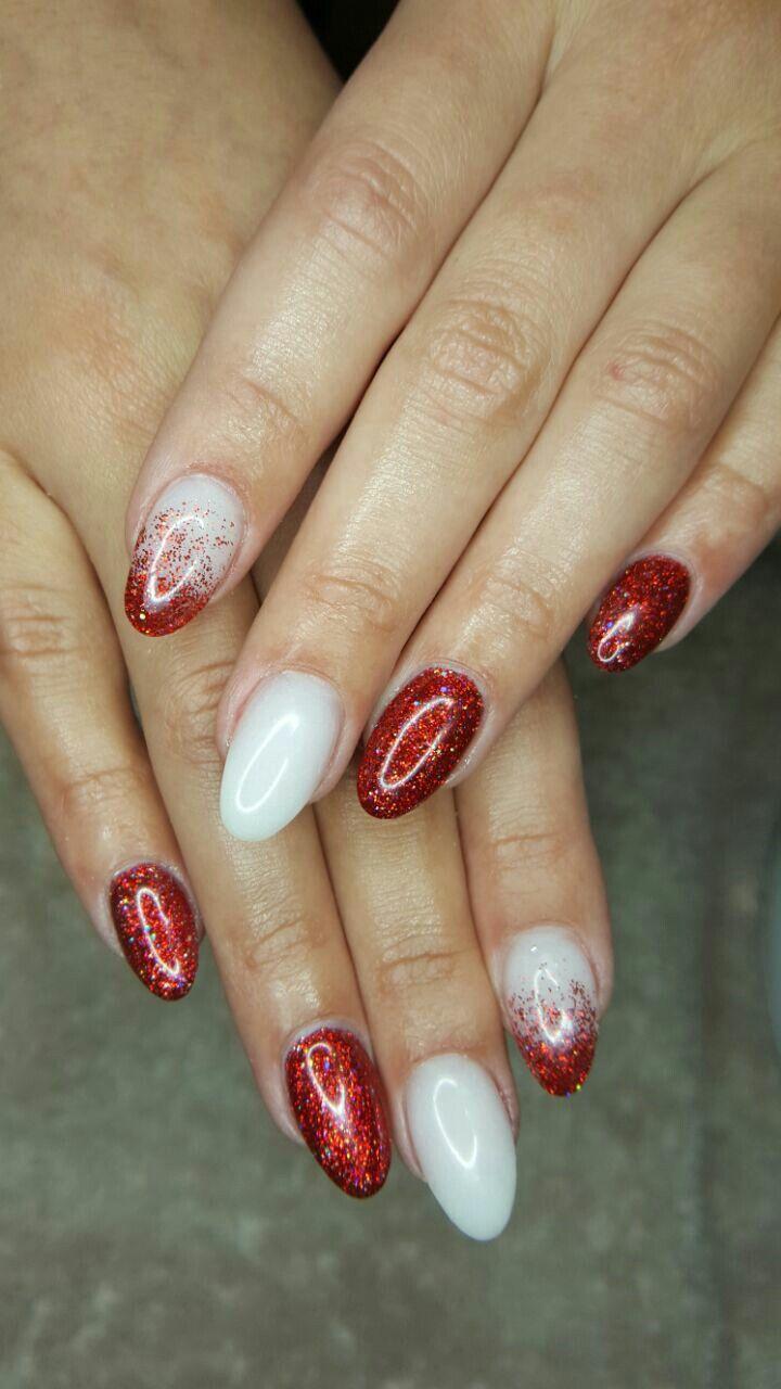 Christmas Nails Tammy taylor nails SA