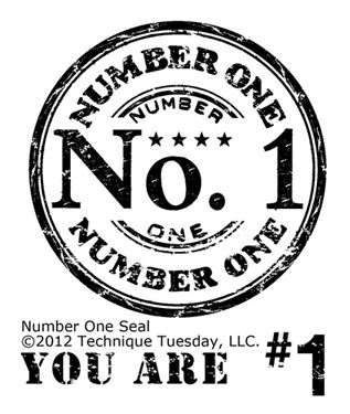 Number One Seal