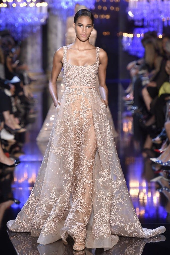 Elie Saab. Best of Fall 2014 Couture Bridal | RILEY AND GREY BLOG http://blog.rileygrey.com/?p=923 #cindybruna