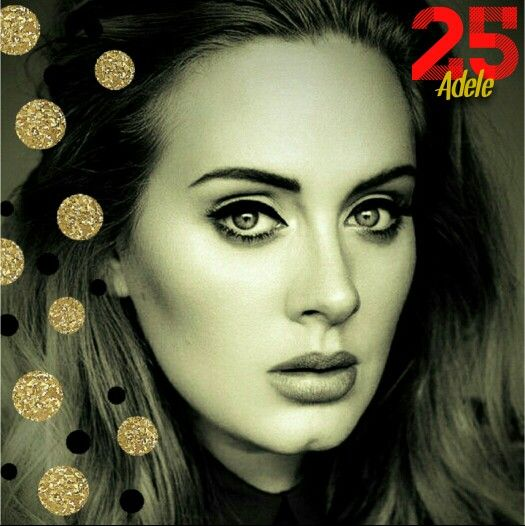 Adele S New Album Art 25 Imnmo Albumart Albumcover