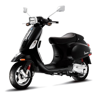 Vespa S 50 4V. This could be fun. And it might just look good on me.