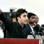 PPP chairman Bilawal Bhutto Zardari blamed establishment for its party defeat in May 11 elections