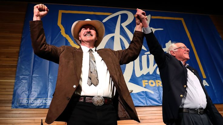 Rob Quist's Weekend with Bernie Sanders