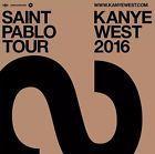 #Ticket  Two Tickets Kanye West The Saint Pablo Tour INDIANAPOLIS 8/25 SEC 16 ROW 11 #deals_us