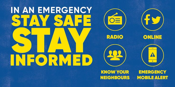 Get Ready Week 2017 - Stay Safe, Stay Informed
