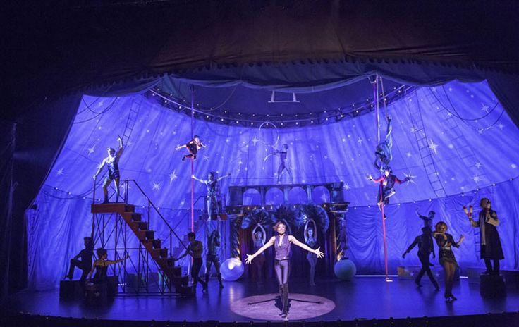 """Em março o musical """"Pippin"""" deStephen Schwartz ( o mesmo criador de """"Godspell"""" e o bem sucedido """"Wicked"""") ganhará o seu primeiro revival nos palcos da Broadway.…"""