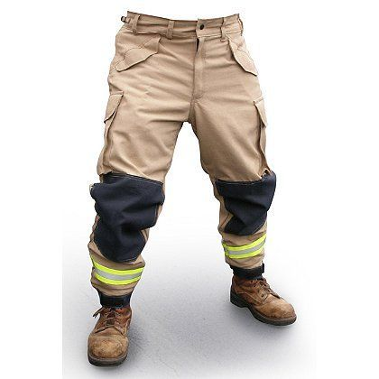 PGI'S Fireline Multi Mission Nomex IIIA Pants are Dual-Certified to meet or exceed NFPA 1951 Utility Technical Rescue for Protective Apparel where exposure to Physical and Thermal Hazards are expected and NFPA 1977 Standard on Protective Clothing and equipment for Wildland Fire Fighting. #TheFireStore #PGI