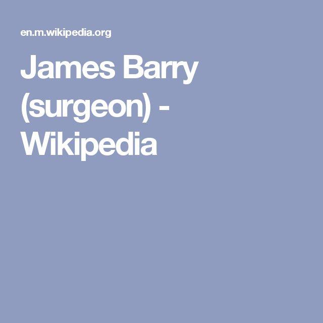 James Barry (surgeon) - Wikipedia