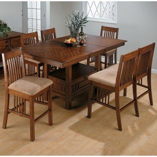 Countertop Dining Room Sets Classy Design Ideas