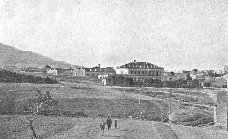 Μια φωτογραφία ντοκουμέντο του Νοσοκομείου Συγγρού