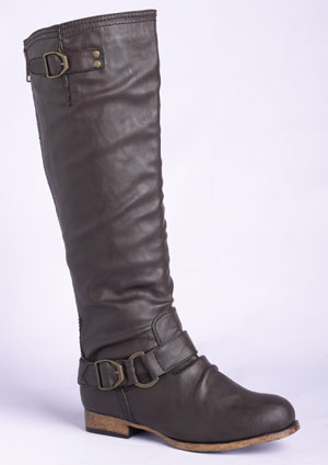 boots: Brown Riding Boots, Harness Boots, Leather Boots, Cute Boots, Flats Boots, Fall Boots, Tall Brown Boots, High Boots, Grey Boots