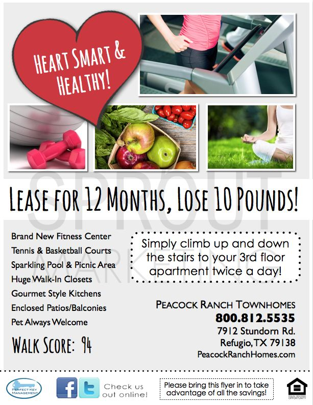order this customized heart smart design or one like it for your community from sprout smart designmarketing ideasheartsprouts
