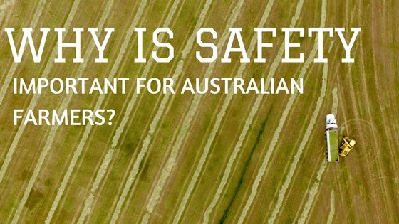 The statistics are scary... It seems that incidents in the media are constantly being reported regarding on farm accidents resulting in serious injuries, even death. This can have lifelong implications for the business and for the loved ones of injured person, which nobody wants. We think that everyone has the right to a safe workplace.