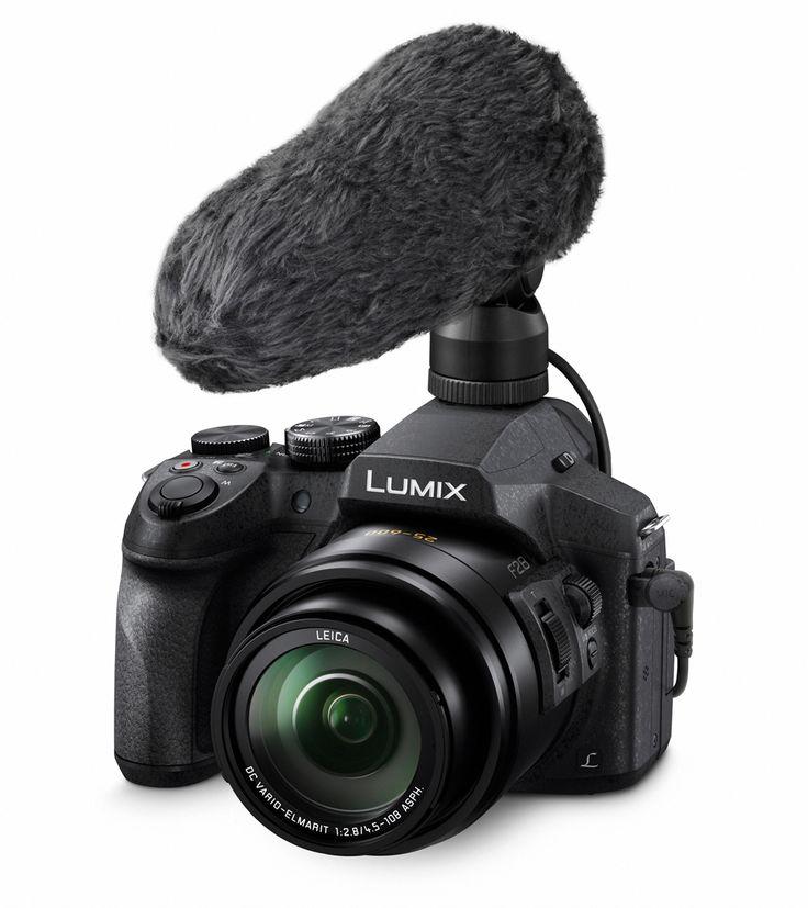 Unveiled: Panasonic Mirrorless GX8 + Long Zoom FZ300 with 4K Photo + 4K Video | explora