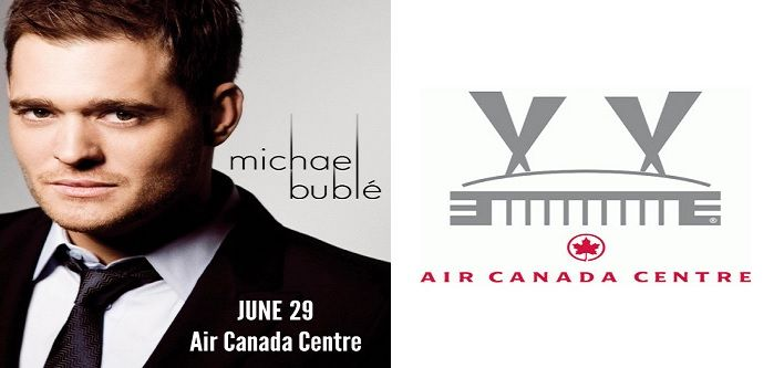 $129 for 300 Level OR $184 for 100 Level Tickets for Michael Buble at The ACC on June 29, 2014