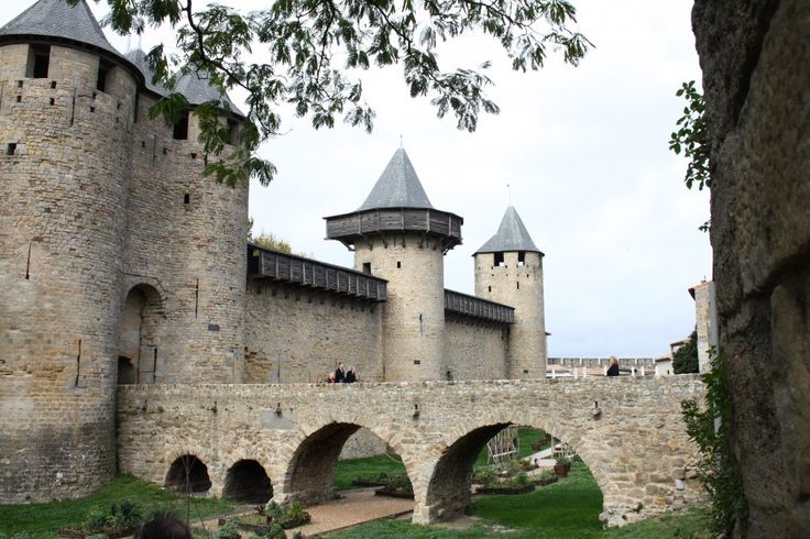how to get from paris to carcassonne