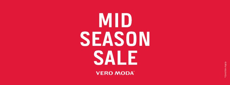Give the shopaholic in you a head start – #Veromoda Mid-Season Sale is on. Avail upto 50% discount. Rush at #Forumcourtyard — looking for clothes at Forum Courtyard.