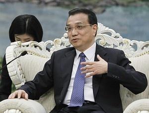 #13: Li Keqiang. Vice Premier of China.