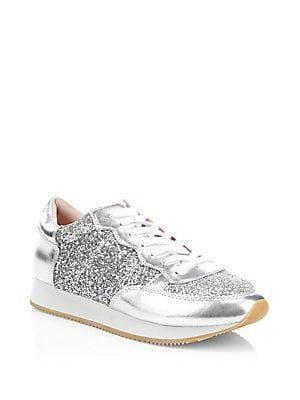 7149fe87019c Kate Spade New York - Felicia Glitter Sneakers