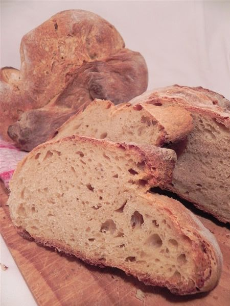 bread of matera, basilicata - italy